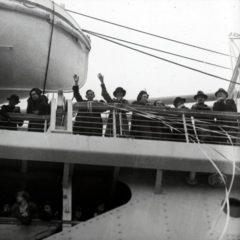 Sailing Goodbyes