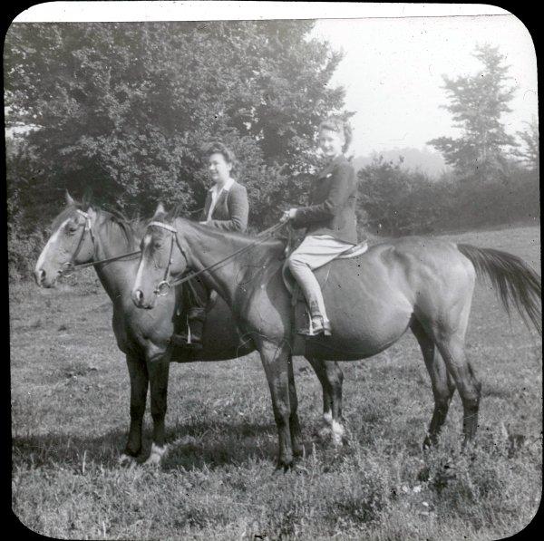 Margaret Riding.