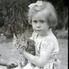 Susan Evans about 3 yrs.